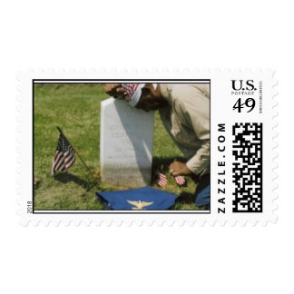 """Arlington Remembrance"" Stamps"