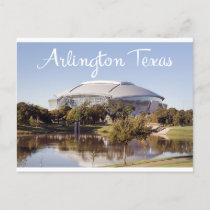 Arlington, Texas Dallas Cowboys Stadium Postcard