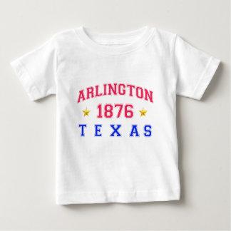 Arlington, TX - 1876 Baby T-Shirt