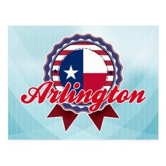 Arlington, TX Postcard