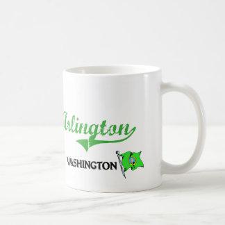 Arlington Washington City Classic Classic White Coffee Mug