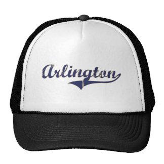 Arlington Washington Classic Design Mesh Hat