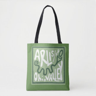 ARLIS/NA Ohio Valley Serpent Mound Tote