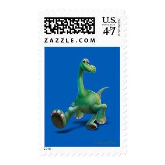 Arlo Walking Forward Postage Stamp