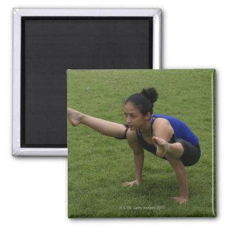 Arm balance magnet