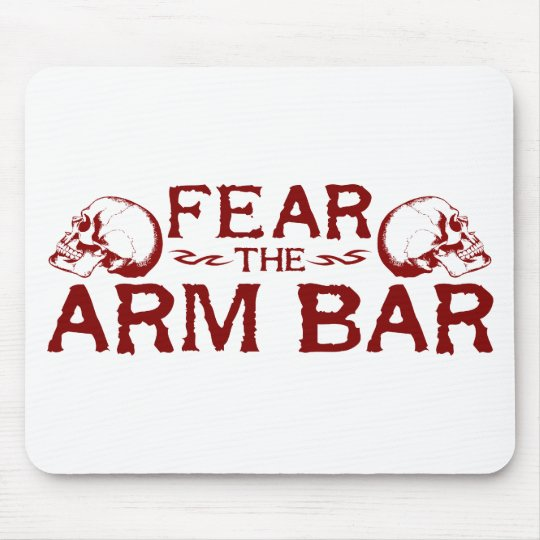 Arm Bar Mouse Pad
