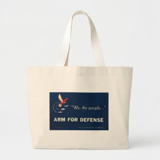 Arm For Defense World War II Bag