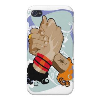 Arm Wrestle - iPhone 4 Case