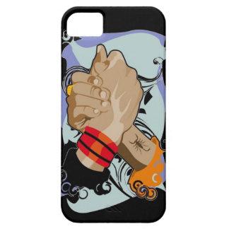 Arm Wrestle - iPhone 5 Case