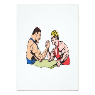 Arm Wrestling 2 Card