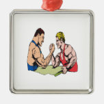 Arm Wrestling 2 Ornament