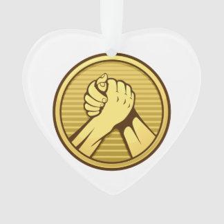 Arm wrestling Gold