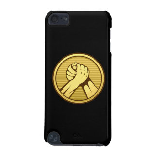 Arm wrestling Gold iPod Touch (5th Generation) Cover