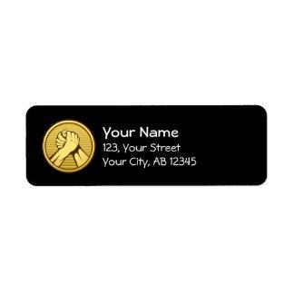 Arm wrestling Gold Label