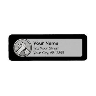 Arm wrestling Silver Label