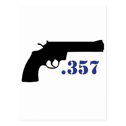 ** ARMA .357 ** POSTAL