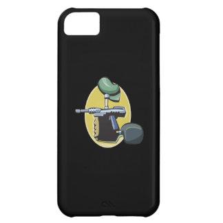 Arma 3 de Paintball Carcasa Para iPhone 5C