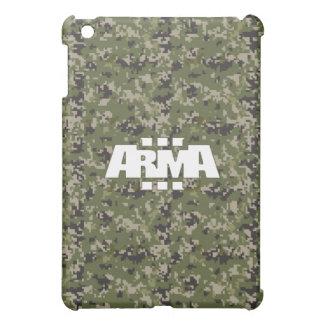 Arma 3 Hexacam - arid camo pattern iPad case