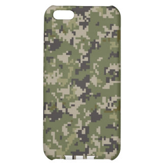 Arma 3 Hexacam - arid camo pattern iPhone case iPhone 5C Covers