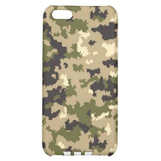 Arma 3 Hexacam - semi-arid camo iPhone case iPhone 5C Cases