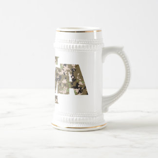 Arma 3 Tankard Hexacam - arid camo Coffee Mug