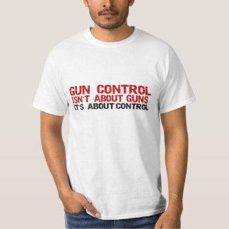 Arma anti de Obama sobre el control político Playera