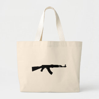 Arma de Ak47 Bolsa Tela Grande