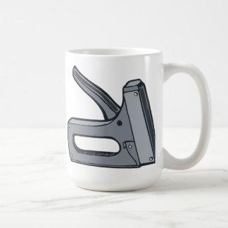 Arma de la grapa taza clásica