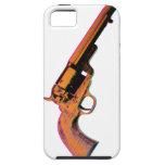 arma de la impresión de pantalla iPhone 5 Case-Mate coberturas
