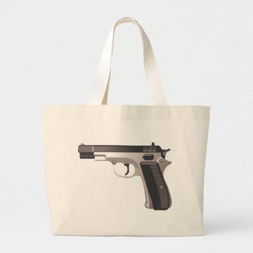 Arma de la mano bolsas