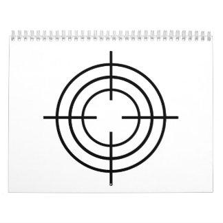 Arma de los retículos calendario