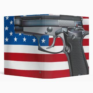 "Arma de mano los E.E.U.U. Carpeta 1"""