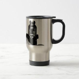 Arma de mano tazas de café