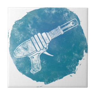 Arma de rayo 11 azulejo cuadrado pequeño