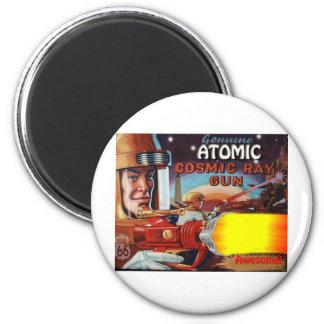 arma de rayo atómico del hombre del espacio imán
