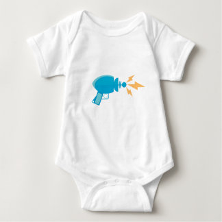 Arma de rayo body para bebé