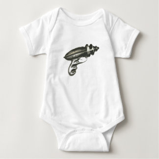 ¡Arma de rayo! Body Para Bebé