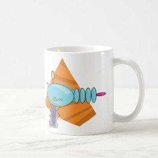 Arma de rayo taza de café