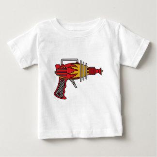 Arma de rayo playera de bebé
