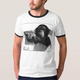 Arma del mono camisas