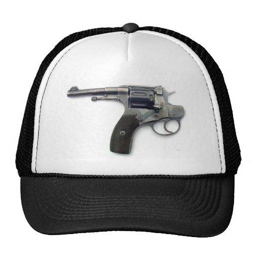 Arma del suicidio gorras de camionero