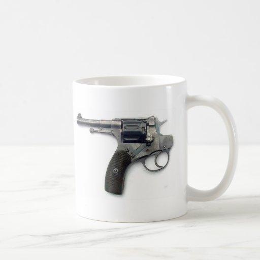 Arma del suicidio taza clásica