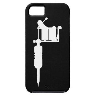 arma del tatuaje iPhone 5 Case-Mate carcasas