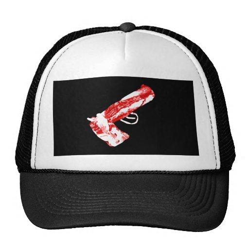 Arma del tocino gorro de camionero