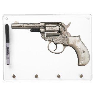 Arma del vintage pizarra