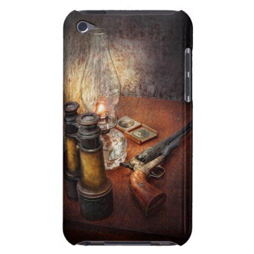 Arma - el código de las aventuras iPod touch Case-Mate protector