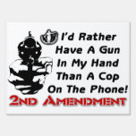 ¡Arma en mi mano!