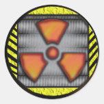 arma nuclear etiqueta
