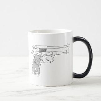 ¡Arma ocultado Taza De Café