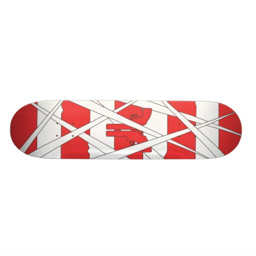 arma-rasguñado patineta personalizada